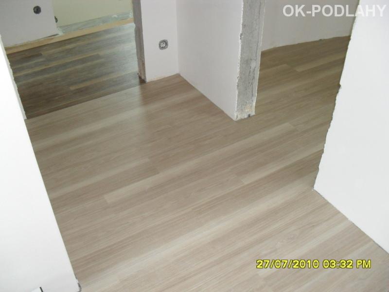 Vinylová podlaha Brno